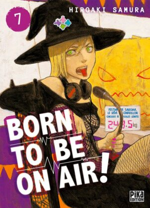 Born to be on air T.07 | 9782811656447