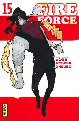 Fire Force T.15 | 9782505082606