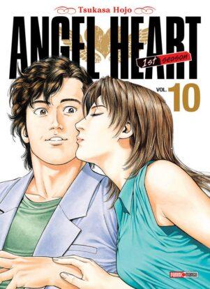 Angel heart (NE) T.10 | 9782809488647