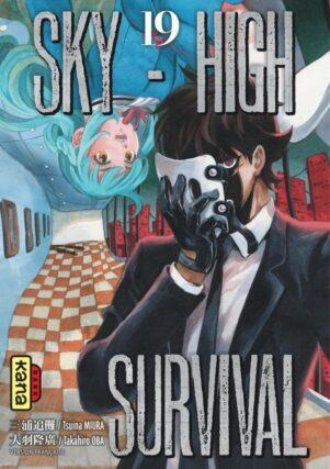 Sky-High Survival T.19 | 9782505082521