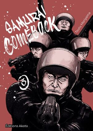 Samurai Comeback  T.03 | 9782369743644
