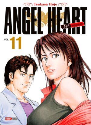 Angel heart (NE) T.11 | 9782809483697