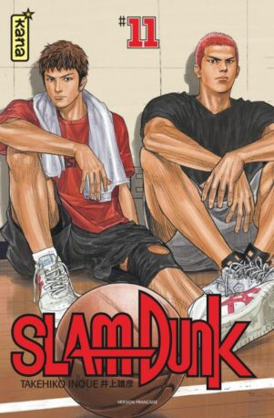 Slam Dunk -Star edition T.11 | 9782505078524