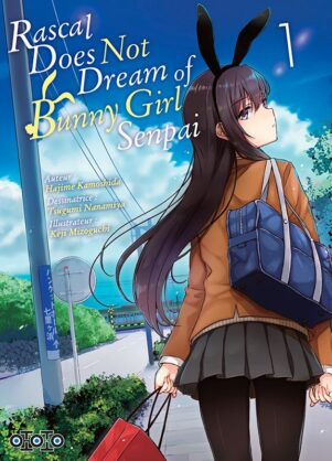 Rascal Does Not Dream of Bunny Girl Senpai  T.01 | 9782377173099