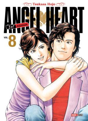Angel heart (NE) T.08 | 9782809488623