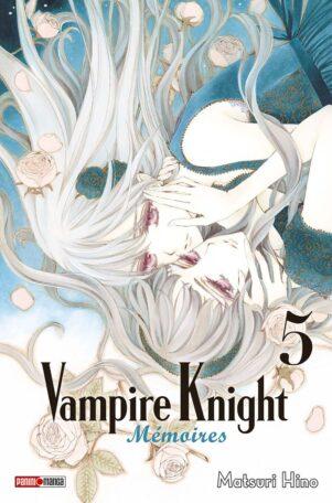 Vampire Knight Mémoires T.05 | 9782809489422