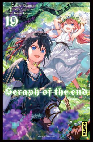 Seraph of The End T.19 | 9782505085041