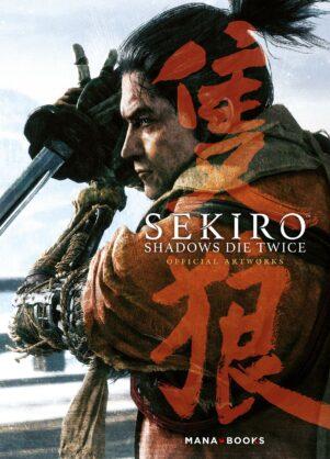 Sekiro: Shadows die twice - Official artworks | 9791035501884