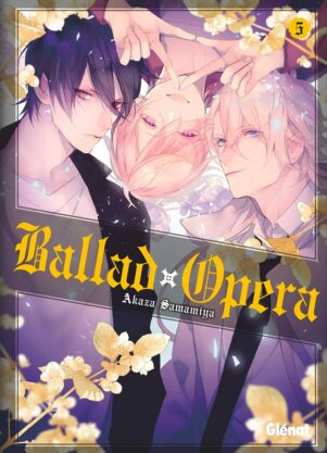 Ballad x Opera T.05 | 9782344043011