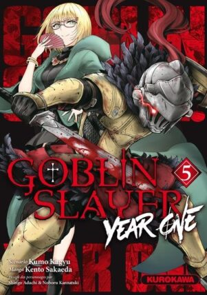 Goblin slayer Year One T.05 | 9782368529478