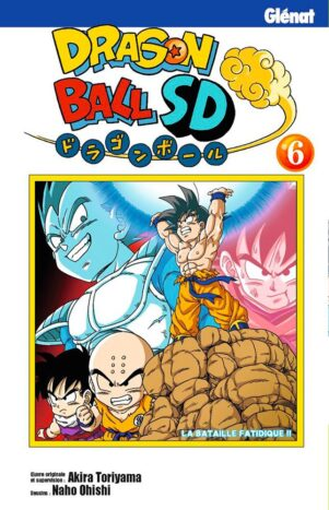Dragon Ball SD T.06 | 9782344040256