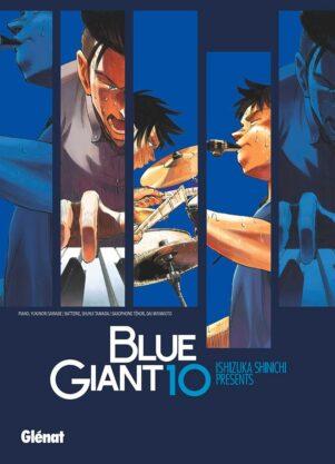 Blue giant  T.10 | 9782344040249