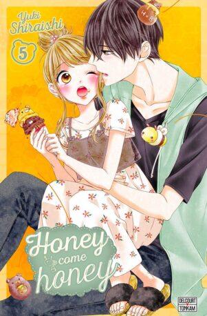 Honey come honey T.05 | 9782413028413
