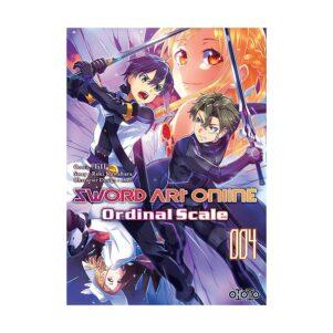Sword art online Ordinal Scale T.04 | 9782377172702
