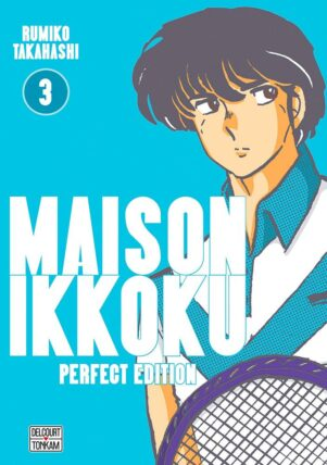 Maison Ikkoku - Perfect ed. T.03 | 9782413028321