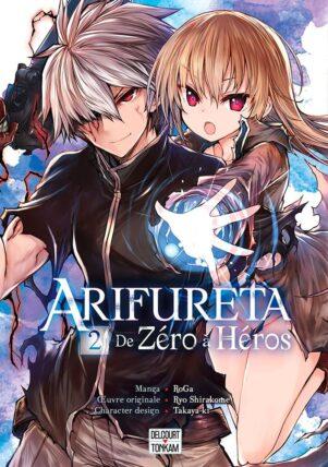 Arifureta: I Heart Isekai  T.02 (sortie prevue le 28 septembre) | 9782413028086