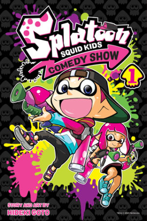 Splatoon (EN) Splatoon: Squid Kids Comedy Show - T.01 | 9781974715541