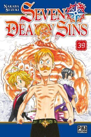 Seven Deadly Sins T.39 | 9782811655648