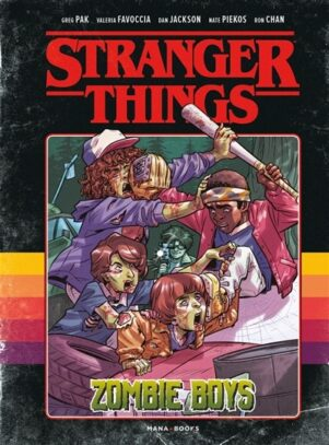 Stranger things - zombie boys | 9791035501754