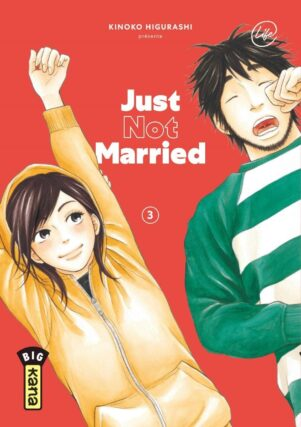 Just not married T.03   9782505079989