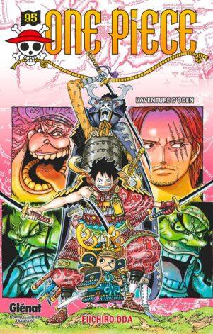 One Piece (N.E) - Ed. Jaune T.95 | 9782344043301