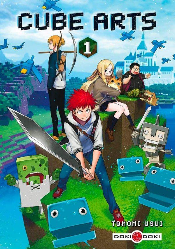 Cube Arts T.01 | 9782818977231