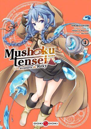 Mushoku Tensei - Les aventures de Roxy T.04 | 9782818977415