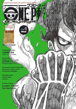 One Piece Magazine T.06 | 9782344040416