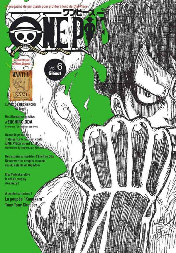 One Piece Magazine T.06 | 9782344040416