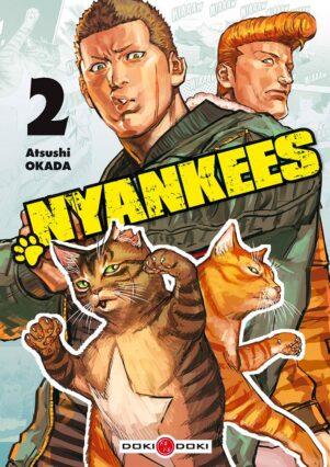 Nyankees  T.02 | 9782818975596