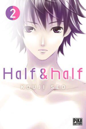 Half & Half  T.02 | 9782811628888
