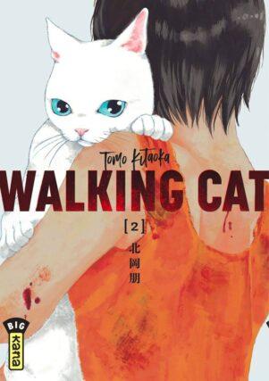 Walking cat  T.02 | 9782505085195