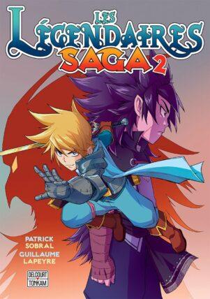 Legendaires - Saga (Les) T.02 | 9782413016649