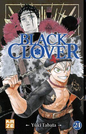 Black Clover T.24 | 9782820338068