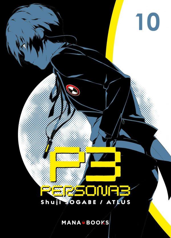 Persona - P3 T.10   9791035501877