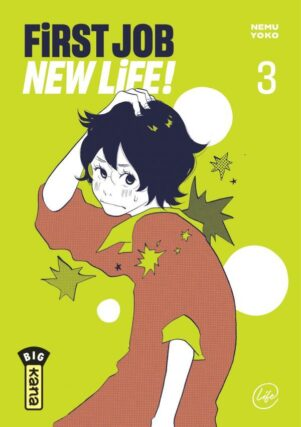 First job, new life T.03 | 9782505080992