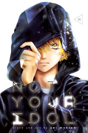 Not your idol (EN) T.02   9781974715176
