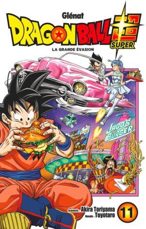 Dragon Ball Super  T.11 | 9782344043264