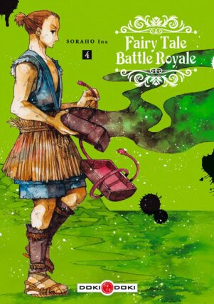 Fairy tale battle royale  T.04 | 9782818949665