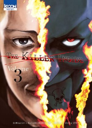 Killer inside (The) T.03 | 9791032706916