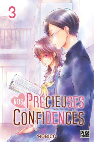 Nos precieuses confidences T.03 | 9782811654771
