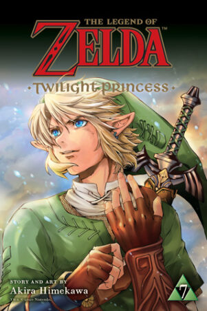Zelda (EN) Twillight Princess T.07 | 9781974715336