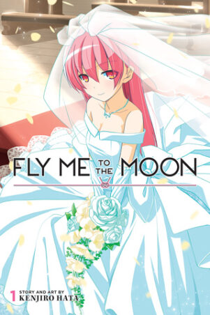 Fly Me to the Moon (EN) T.01 | 9781974717491