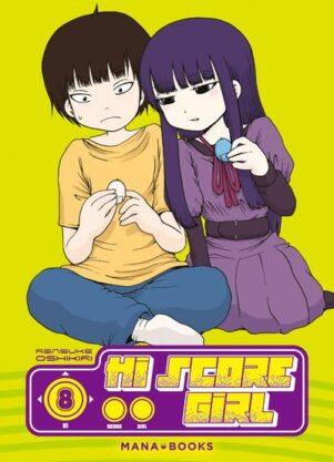 Hi-score girl  T.08 | 9791035501860