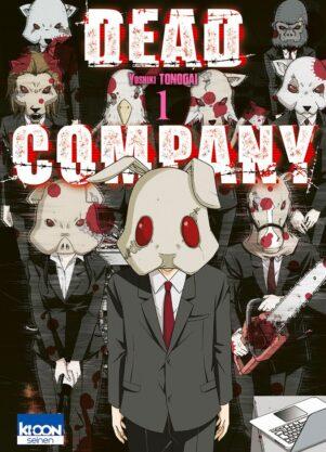 Dead company T.01 | 9791032706480