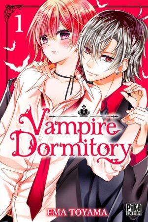 Vampire dormitory  T.01 | 9782811654955