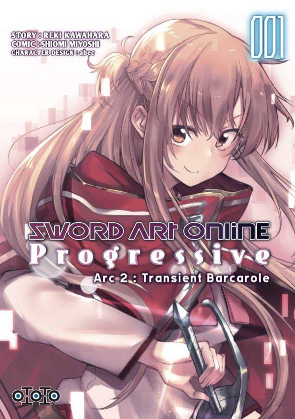 Sword art online Progressive Arc 2 T.01 | 9782377173327