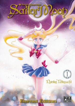 Sailor Moon - Eternal Ed. T.01 | 9782811652128