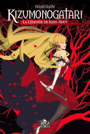 Kizumonogatari - light novel T.01 | 9782376320234