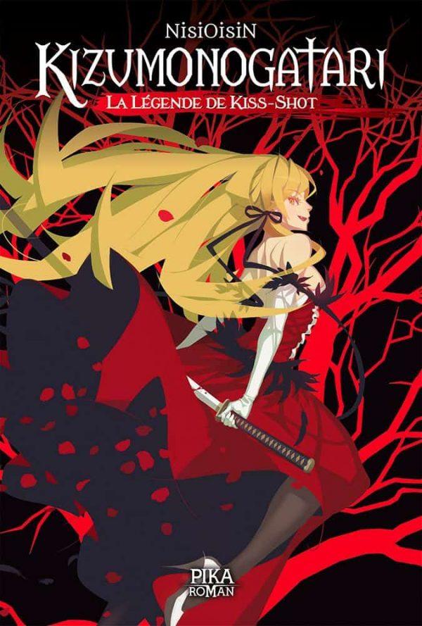 Kizumonogatari - light novel T.01 | 9782376320234
